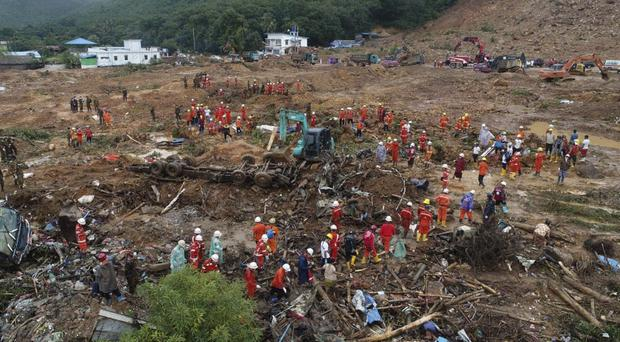 Myanmar floods: Death toll due to landslide climbs to 59