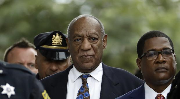 Cosby's lawyers are trying to overturn his sexual assault conviction (AP Photo/Matt Slocum, File)