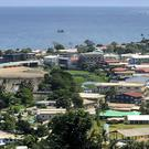 Honiara, the capital of the Solomon Islands (AP)