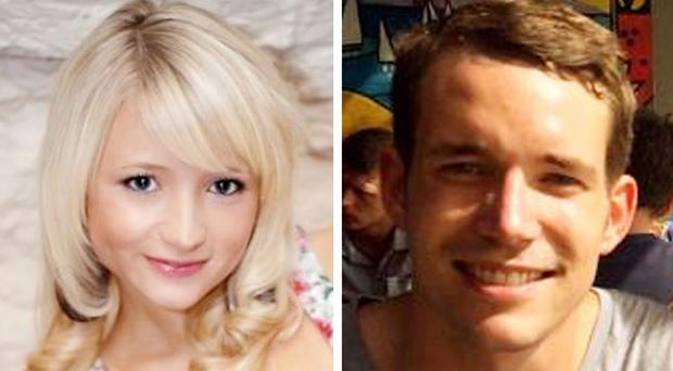 Hannah Witheridge and David Miller were murdered in Thailand in 2014 (PA)