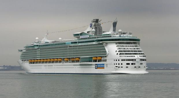 The Freedom of the Seas (PA)