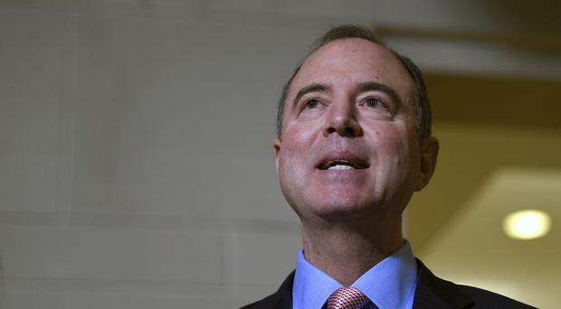House Intelligence Committee chairman Adam Schiff is leading the impeachment probe (Susan Walsh/AP)