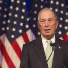 Democratic Presidential candidate Michael Bloomberg (Bill Tiernan/AP)