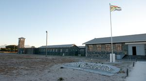 Robben Island Prison, Cape Town, South Africa where many anti-Apartheid figures including Nelson Mandela were incarcerated (Gareth Copley/PA)