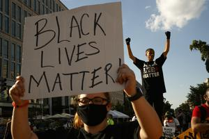 There have been widespread protests following the death of George Floyd (Jacquelyn Martin/AP)