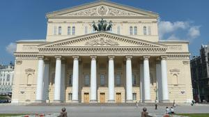 Bolshoi made the announcement on Saturday
