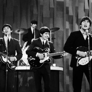 The performance by The Beatles on The Ed Sullivan Show 50 years ago kicked off Beatlemania in the US (AP)
