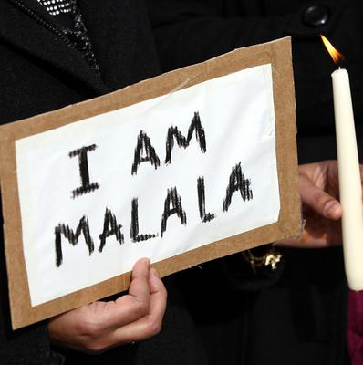 The case of Malala Yousafzai has sparked global calls for access to education