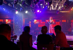 Dubai's tourism authorities announced an immediate halt to all live music and shows at hotels and restaurants (AP)
