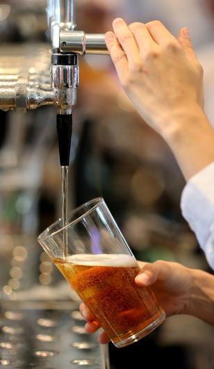The number of pubs and bars in Northern Ireland has fallen by 35% over the last two decades, according to new figures