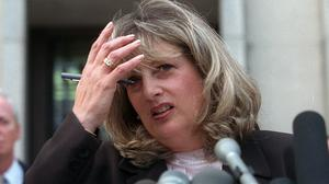 Linda Tripp, whose secretly recorded conversations with White House intern Monica Lewinsky led to the 1998 impeachment of President Bill Clinton, died on Wednesday (Khue Bui/AP)