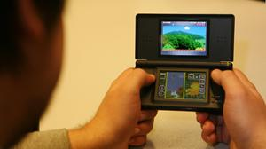Video games maker Nintendo has reported a fall in profits (Katie Collins/PA)