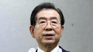 Seoul Mayor Park Won-soon was found dead (Cheon Jin-hwan/AP)