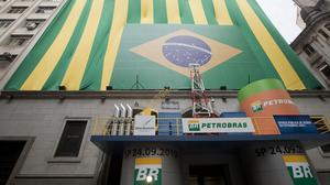 Brazil's attorney general has asked the supreme court for permission to investigate top political figures for alleged involvement in a kickback scheme at the state-run oil company Petrobras (AP)