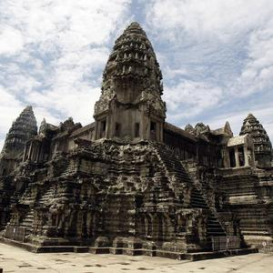 Laser technology has unveiled more secrets of Angkor Wat (AP)