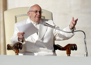 A summer visit to the Republic by Pope Francis will not take in Northern Ireland, it has been confirmed (AP)