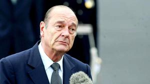 Wikileaks documents have claimed that the US eavesdropped on former French president Jacques Chirac