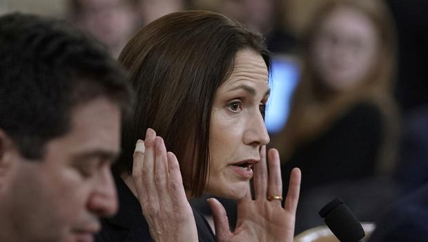 Former White House national security aide Fiona Hill (AP/J. Scott Applewhite)
