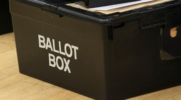 Many people in Northern Ireland were denied the right to vote in the General Election after being incorrectly left off the electoral register, a polling station manager has claimed. (stock photo)