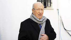 Beji Caid Essebsi has been declared the winner of Tunisia's presidential election