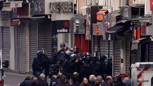 A man killed during a police raid on the suspected ringleader of November's Paris attacks has been identified.