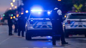 Fifteen people have been injured in the shooting (Tyler LaRiviere/Chicago Sun-Times via AP)
