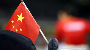 China has ordered the US to close a consulate in its country amid a diplomatic row (Steven Paston/PA)