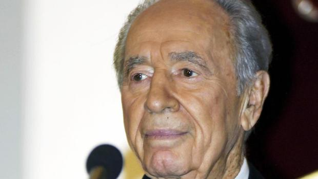 Shimon Peres stood down as president this year