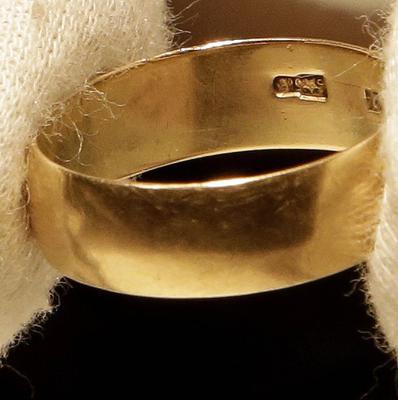 JFK assassin Lee Harvey Oswald's wedding ring is up for auction.