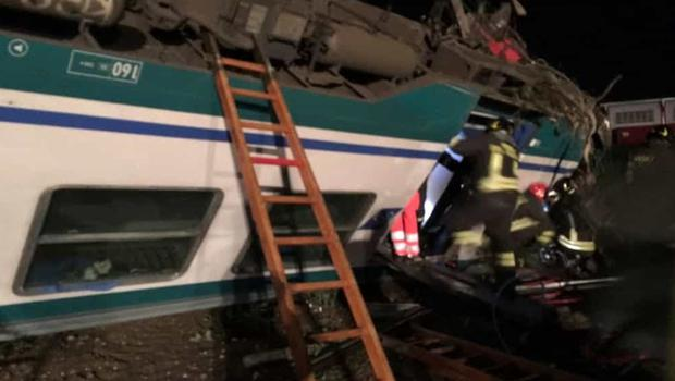 Two people have died and at least 18 others are injured (Torino Today via AP)