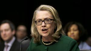 Hillary Clinton's personal emails are under scrutiny (AP)