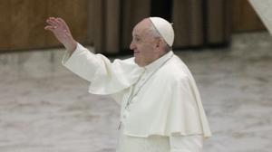 Pope Francis endorsed same-sex civil unions for the first time as pope while being interviewed for a feature-length documentary (Gregorio Borgia/AP)