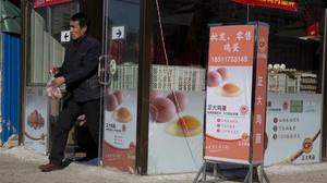 A rise in food costs has helped Chinese inflation rebound to above 1%, data shows