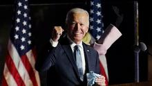 Joe Biden has been elected the 46th President of the United States (AP/Paul Sancya)