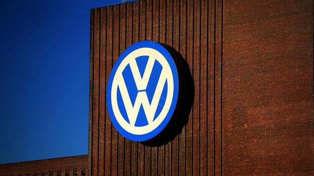 Volkswagen of America has admitted it was joking when it said this week it would change its name to Voltswagen (Mike Egerton/PA)