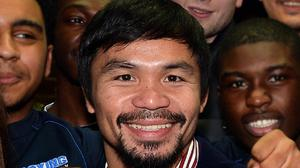 Manny Pacquiao said animals are better than people in same-sex relationships because they recognise the difference between males and females