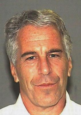 A 2006 arrest file photo made available by the Palm Beach, Florida, Sheriff's Office shows Jeffrey Epstein (AP)