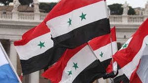 The advance is part of a broader Syrian government offensive to isolate the rebel stronghold