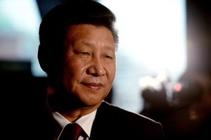 Chinese President Xi Jinping (Anthony Devlin/PA)
