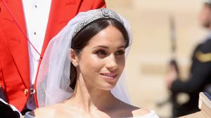 The Duchess of Sussex married Prince Harry on Saturday (Chris Jackson/PA)