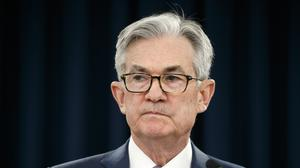 Federal Reserve Chair Jerome Powell (Jacquelyn Martin/AP)
