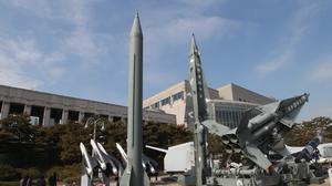 """South Korea has warned of """"searing"""" consequences if North Korea does not abandon plans to launch a long-range rocket. (AP)"""