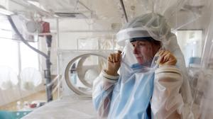More than 9,000 people have Ebola, according to the World Health Organisation
