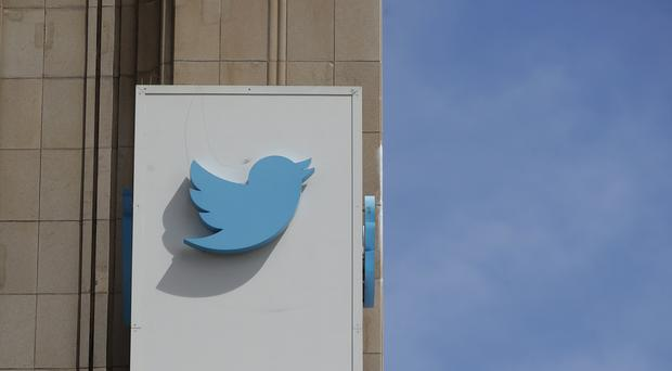 Twitter said the removed Saudi accounts were amplifying messages favourable to Saudi authorities, mainly through 'aggressive liking, retweeting and replying' (AP Photo/Jeff Chiu)