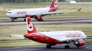 Air Berlin is filing for bankruptcy protection (Roland Weihrauch/dpa via AP)