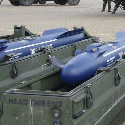 The US has sent Hellfire air-to-ground missiles to Iraq's air forces