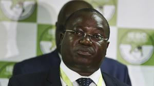 Christopher Msando was found tortured and killed. (AP)