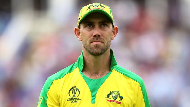 Australian cricketer Glenn Maxwell during the ICC World Cup (Nigel French/PA)