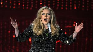 Adele has outpaced Psy in the race to 1 billion views on YouTube (AP)