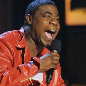 Tracy Morgan is expected to remain in hospital for several weeks following a crash on the New Jersey Turnpike (Chris Pizzello/Invision/AP)